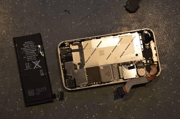 Ремонт iPhone 4s