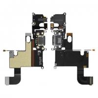 Замена шлейфа с разъёмом USB на iphone 6+