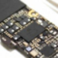 Замена микросхемы заряда u2 для Aйфон 8 plus