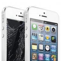 Замена стекла iPhone 5s отдельно в Екатеринбурге