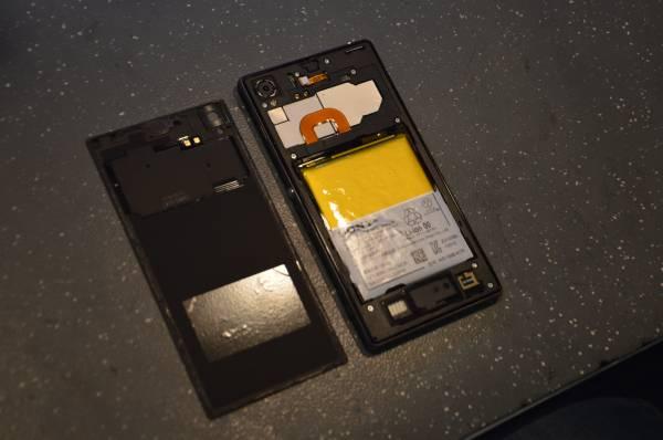 Замена аккумулятора на Sony Xperia Z1 (c6903)
