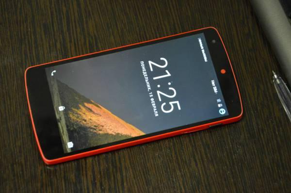 Замена механизма кнопки включения на LG Nexus 5